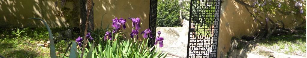Il giardino a cala maestra